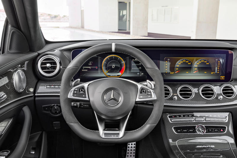 Mercedes AMG E63 S Wagon