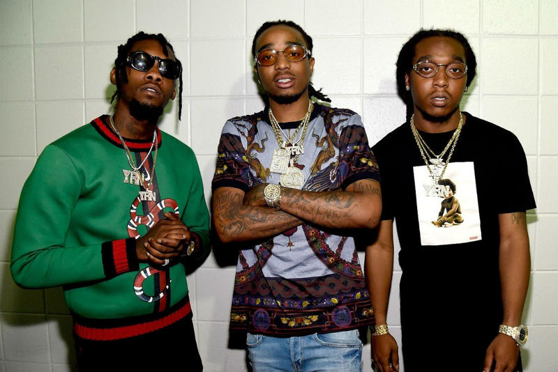 """Migos Release Official Studio Version Of """"Dab of Ranch"""" Culture"""