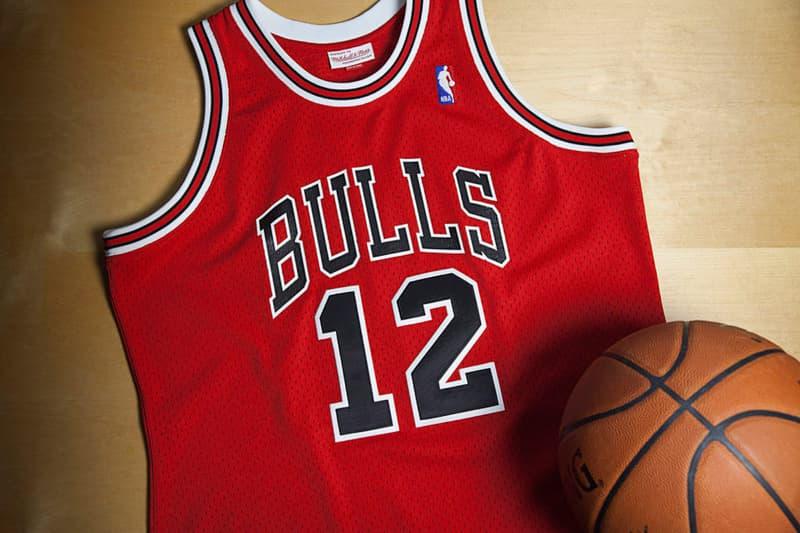 quality design e3747 70770 Mitchell & Ness Release Michael Jordan's #12 Jersey | HYPEBEAST