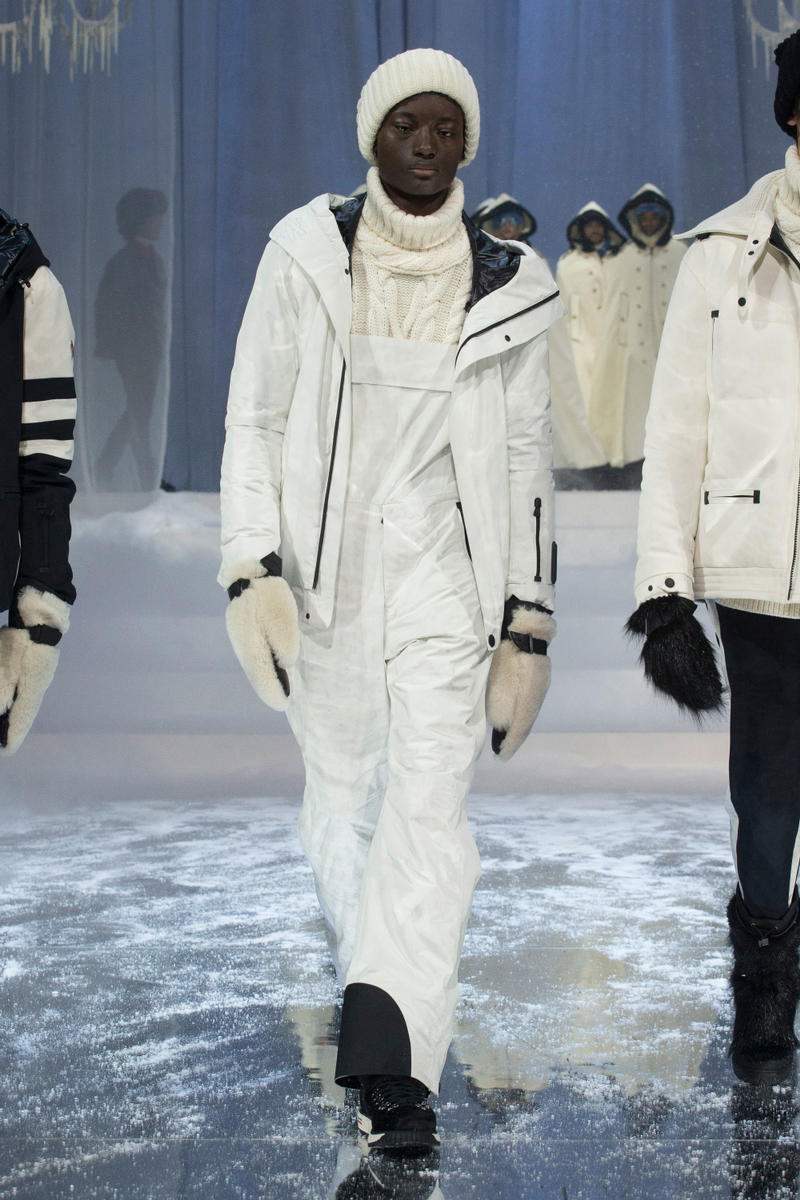 Moncler Grenoble 2017 Fall/Winter Collection