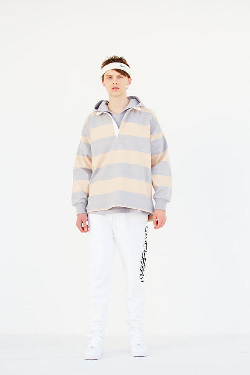 monkey time NEW SKOOL 2017 Spring Summer Lookbook