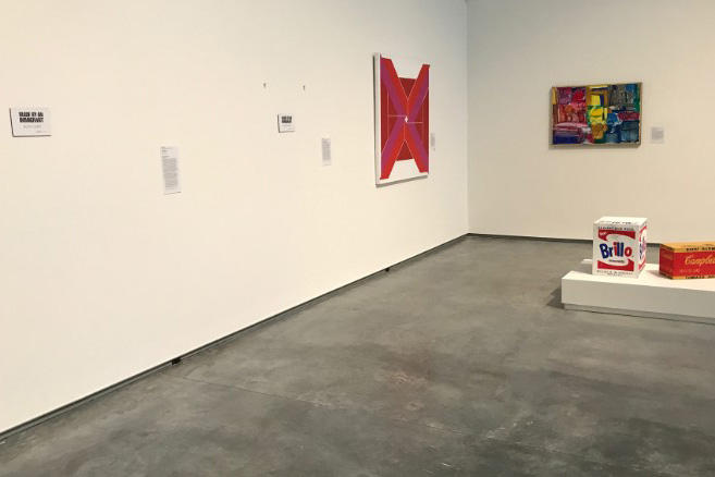 Davis Museum Removes Works Created by Immigrants