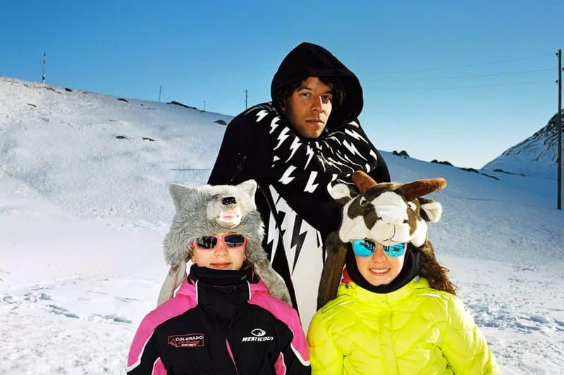 Neil Barrett Skiwear SSENSE Editorial