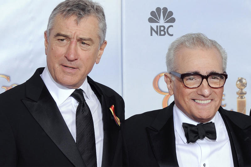 Netflix Acquires Rights Martin Scorsese The Irishman Robert De Niro Al Pacino