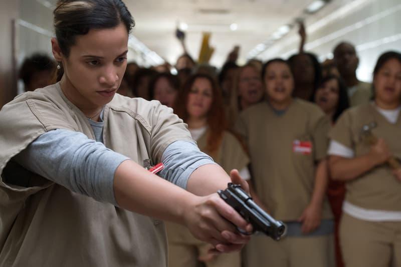 Netflix Dear White People Orange Is the New Black