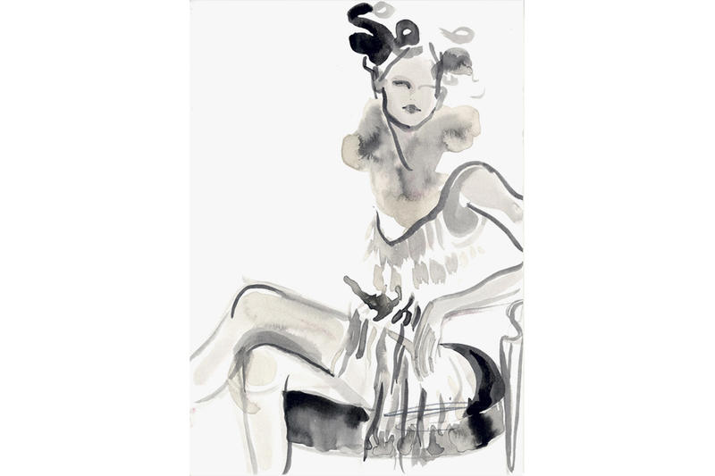 Nick Knight Kate Moss Exhibtion