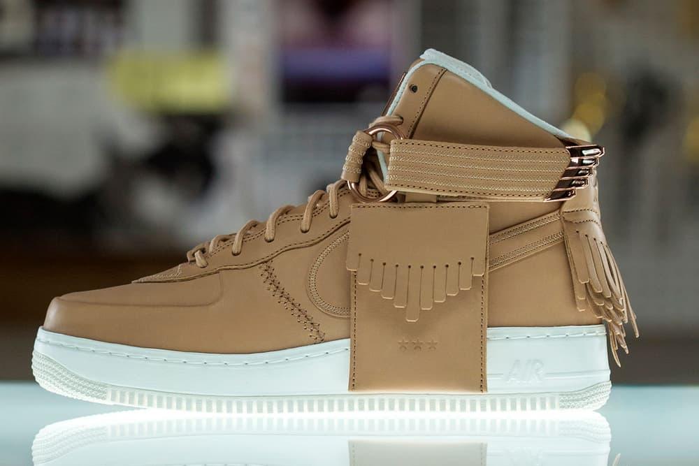 Nike Air Force 1 Sport Luxury Blueprint
