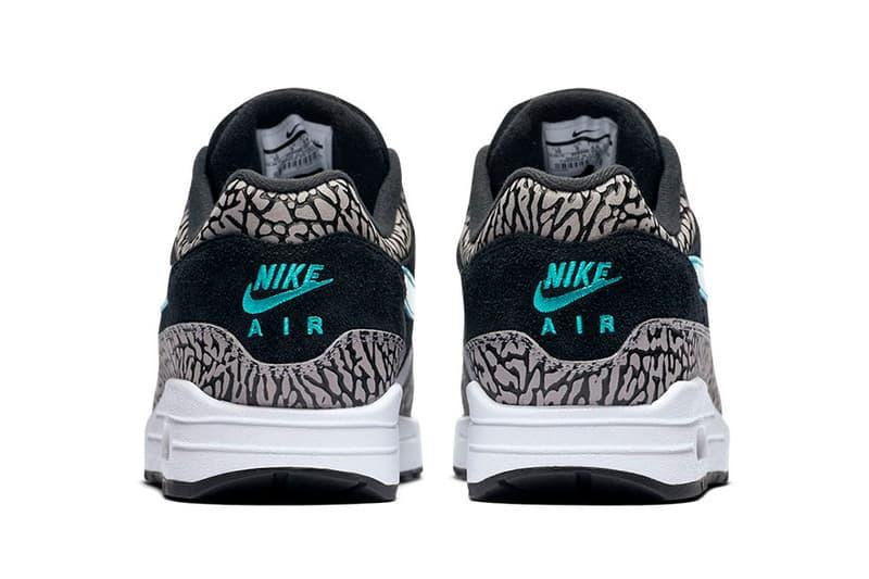 "A Closer Look at Nike's Air Max 1 ""Atmos Elephant"""