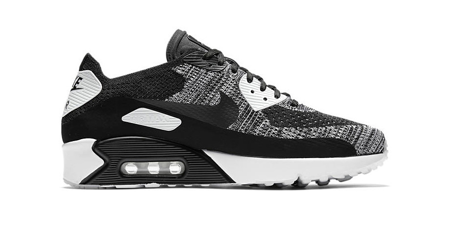 promo code e8127 b00c3 Nike Air Max 90 Ultra 2.0 Flyknit Is Set to Drop in Classic Black and White    HYPEBEAST