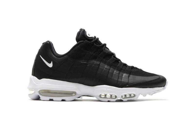 49911ec4f74c1 Nike Air Max 95 Ultra Essential in Black,