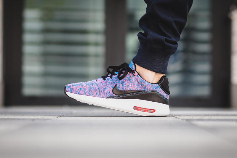 Nike Air Max Modern Flyknit Photo Blue