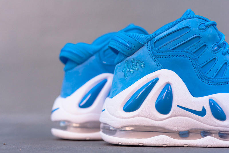 "Nike Air Max Uptempo 97 ""University Blue"""