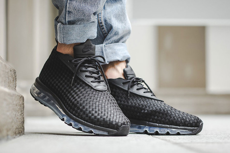 size 40 3dd44 42bfc Nike s Air Max Woven Boot Leads the Journey Towards 2017 s Air ...