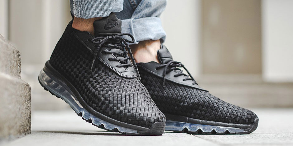 new arrival 2ee3d f1b9e Nike Air Max Woven Boot Leads Towards Air Max Day   HYPEBEAST