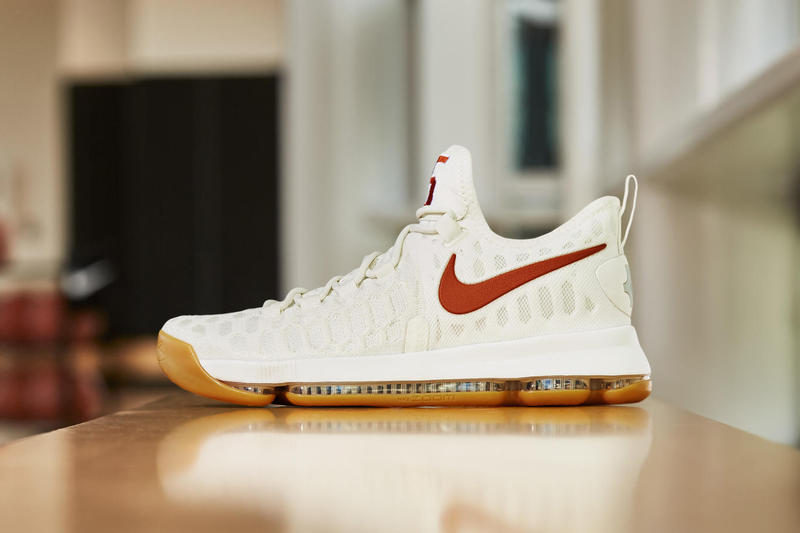 76af6318033f Kevin Durant Pays Homage to Texas with Nike KD 9