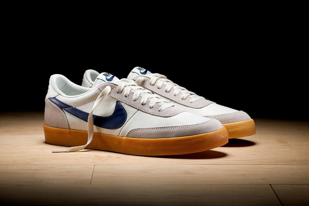 Nike's Classic Killshot Silhouette is