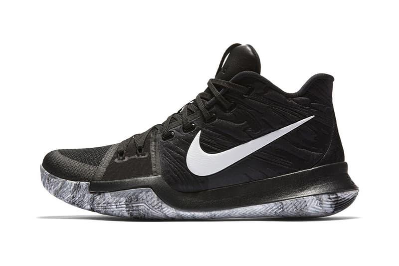 on sale f8b9b 98cb5 Closer Look Nike Kyrie 3 BHM