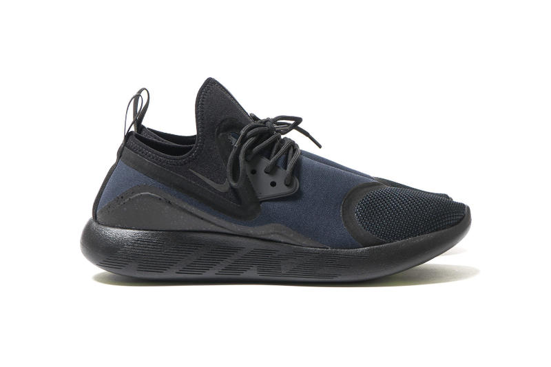 newest collection afd70 0771b Nike LunarCharge Essential Black Dark Obsidian