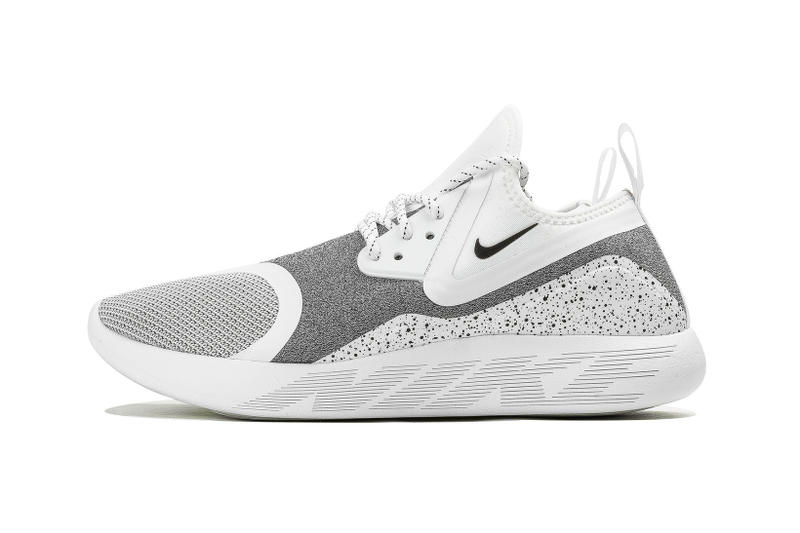 new product 6116f b1525 Nike LunarCharge Essential White Speckle