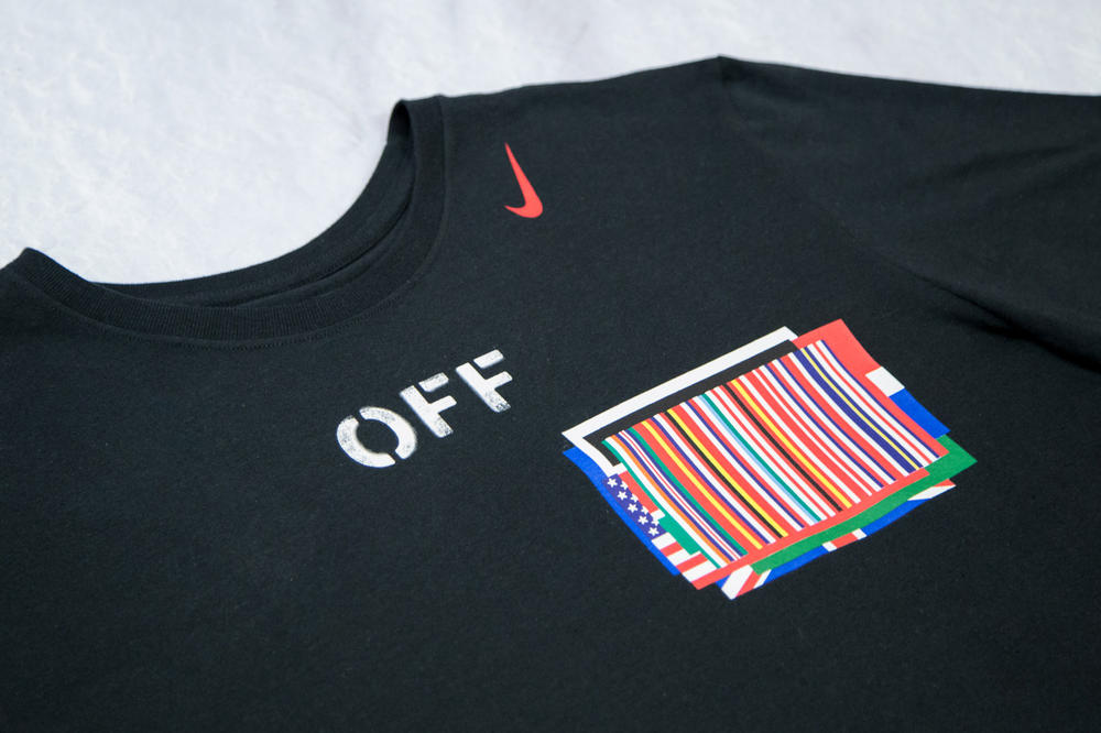Nike OFF WHITE Equality T Shirt