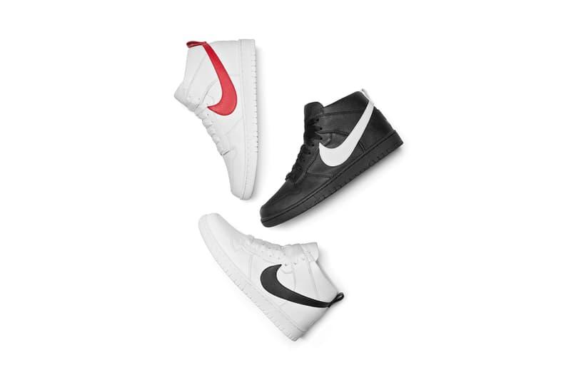 Nike, CDG, VLONE, Riccardo Tisci, KITH
