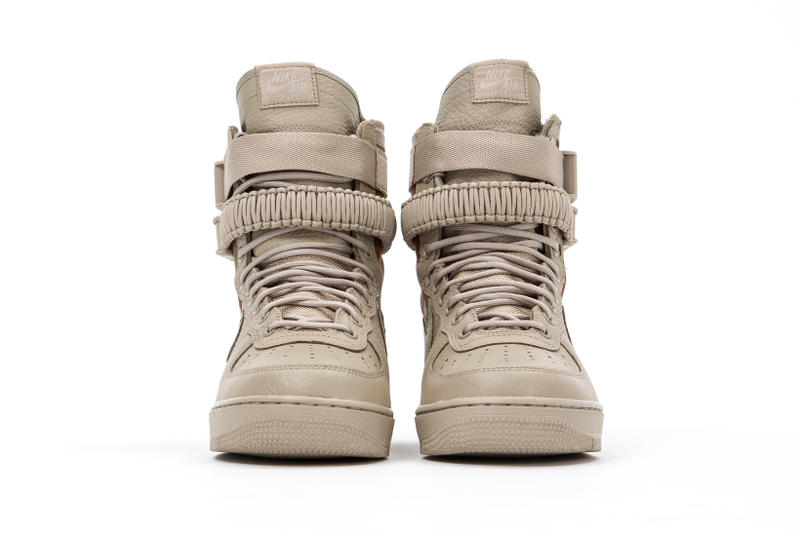 Nike Special Field Air Force 1 Desert Camo Preview