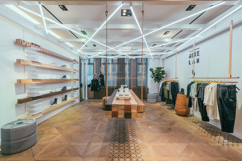 NikeLab Bergdorf Goodman