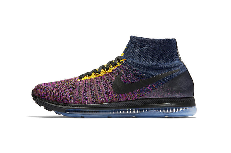 NikeLab Zoom All Out Flyknit Dark Atomic Teal College Navy