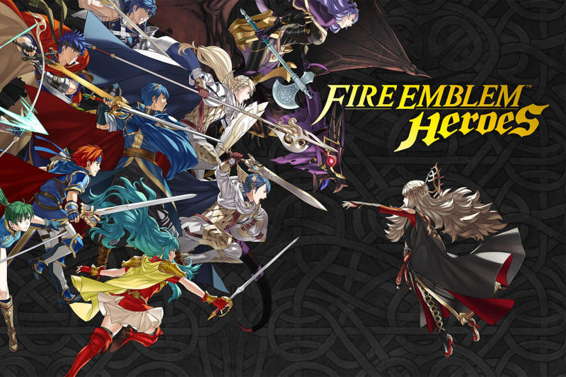 Nintendo Fire Emblem Heroes Apple iOS Android Mobile Game