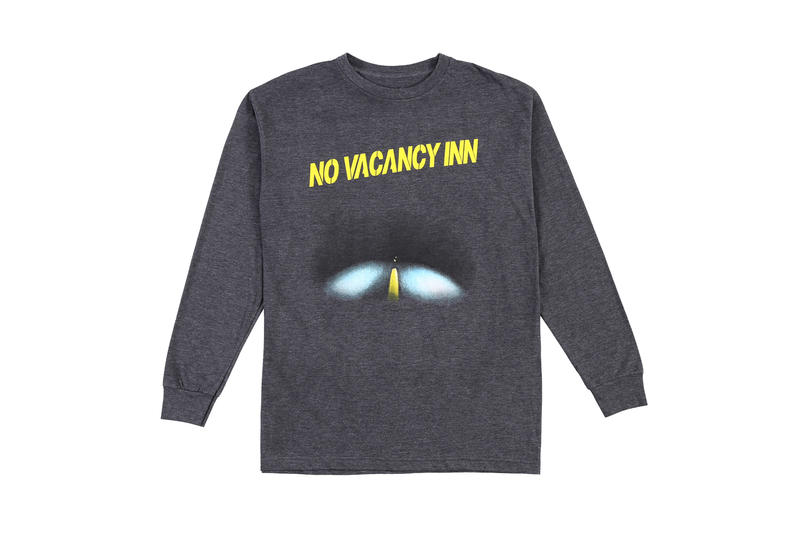 No Vacancy Inn Drops New Swag and Re-Releases Online 2017 Spring/Summer Some Ware T-shirts Hoodies