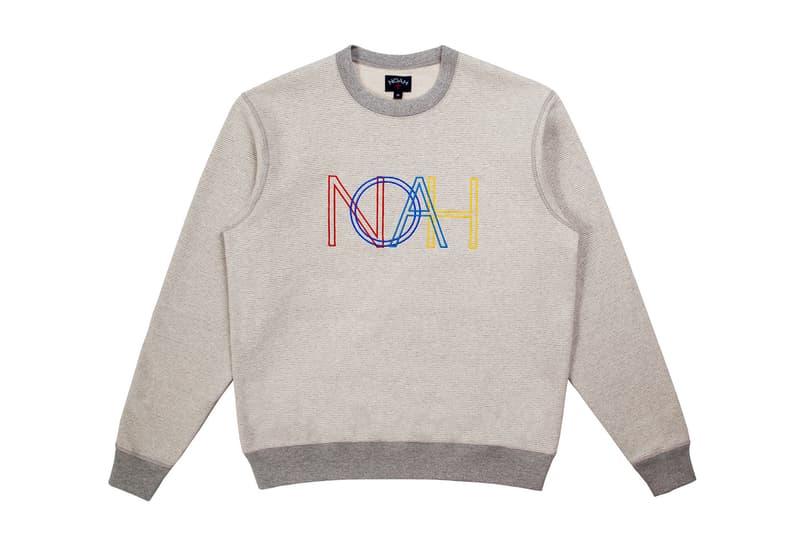 Noah 2017 Spring/Summer Drop 1