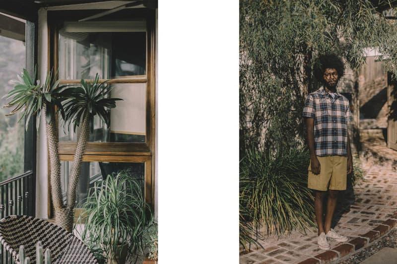 Noah 2017 Spring Summer Collection Lookbook