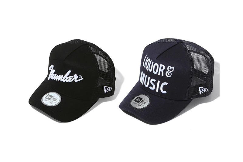 Number (N)ine New Era Capsule Collection
