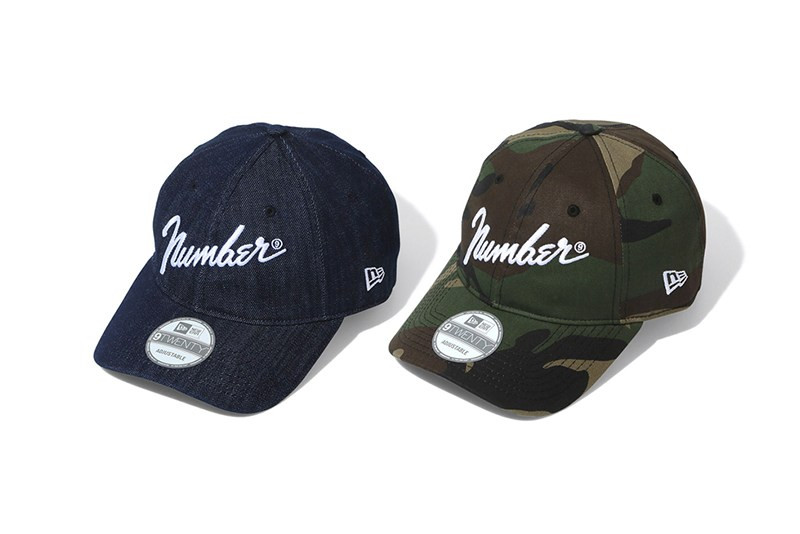 Number (N)ine and New Era Team up to Release a Capsule Collection