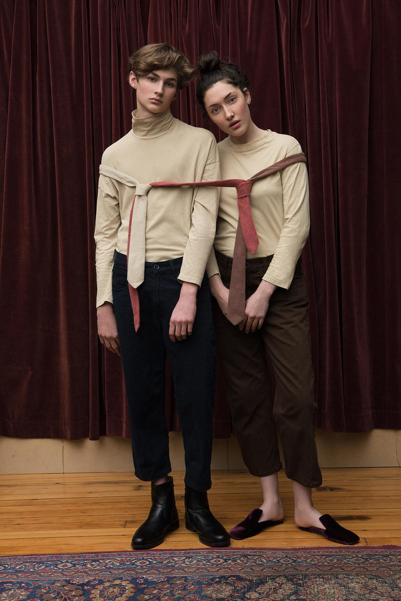 Olderbrother 2017 Fall Winter Collection Lookbook