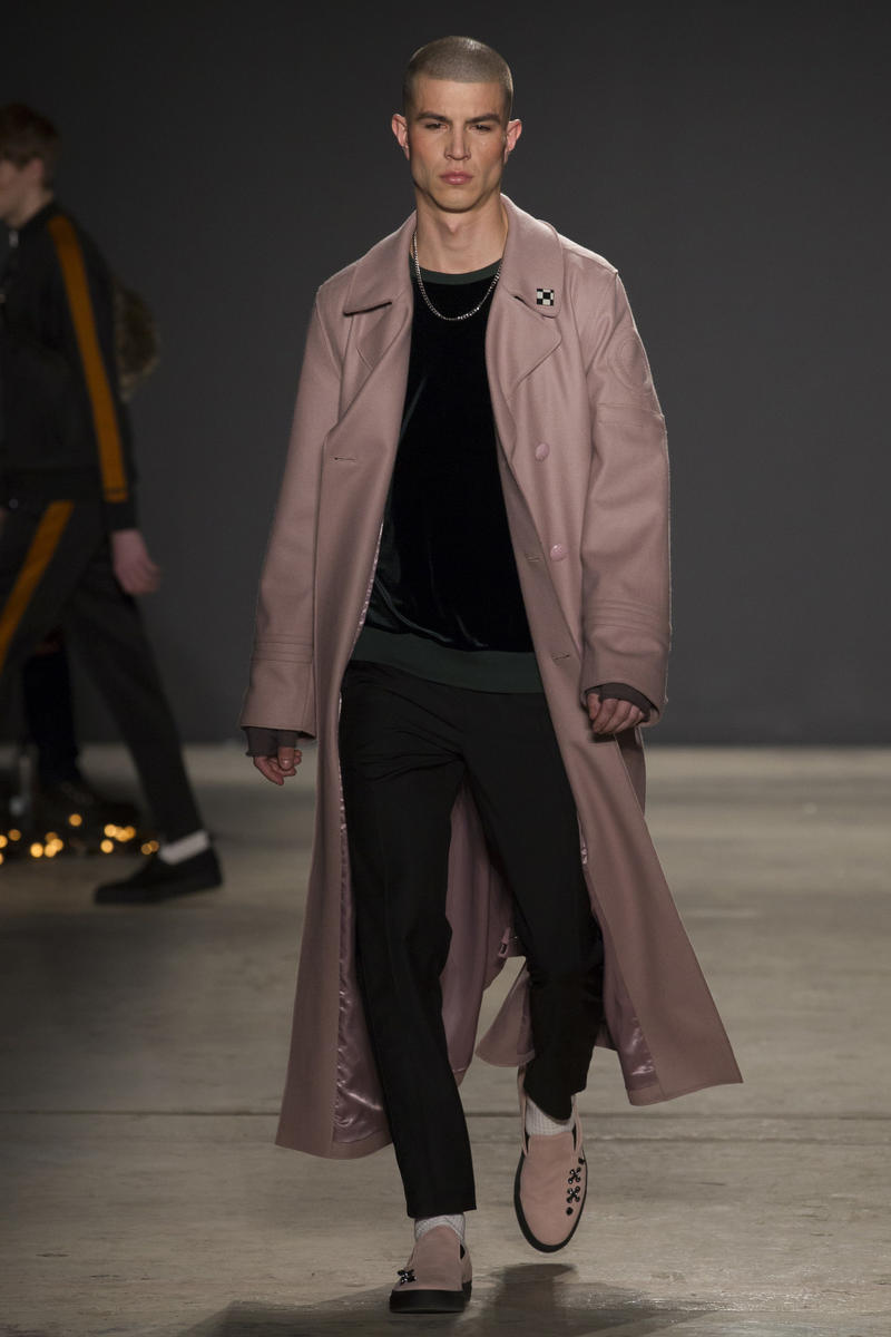 Ovadia & Sons 2017 Fall Collection New York Fashion Week Men's 2017 Runway Show