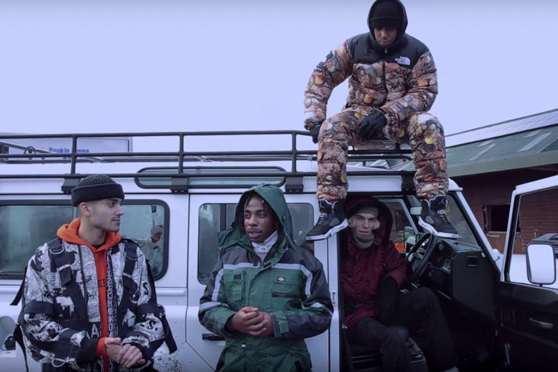 'PAQ' Is the New Reality Show for Streetwear Lovers Videos Supreme North Face KYRA Street Culture