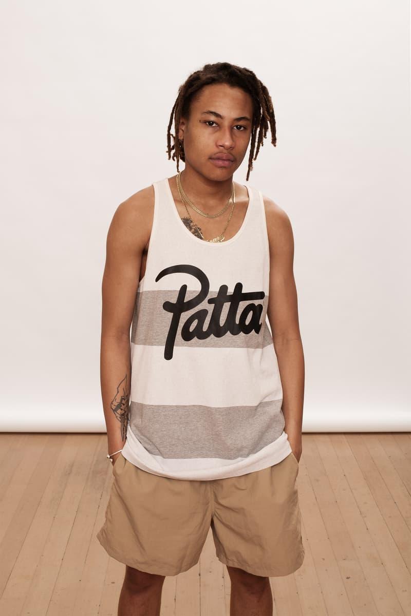 Patta 2017 Spring Summer Collection Lookbook