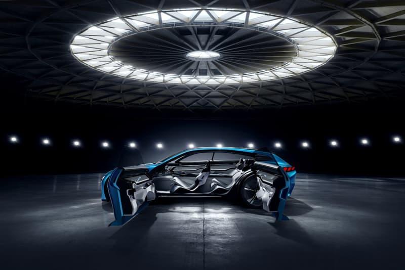 Peugeot Instinct Concept Autonomous Car