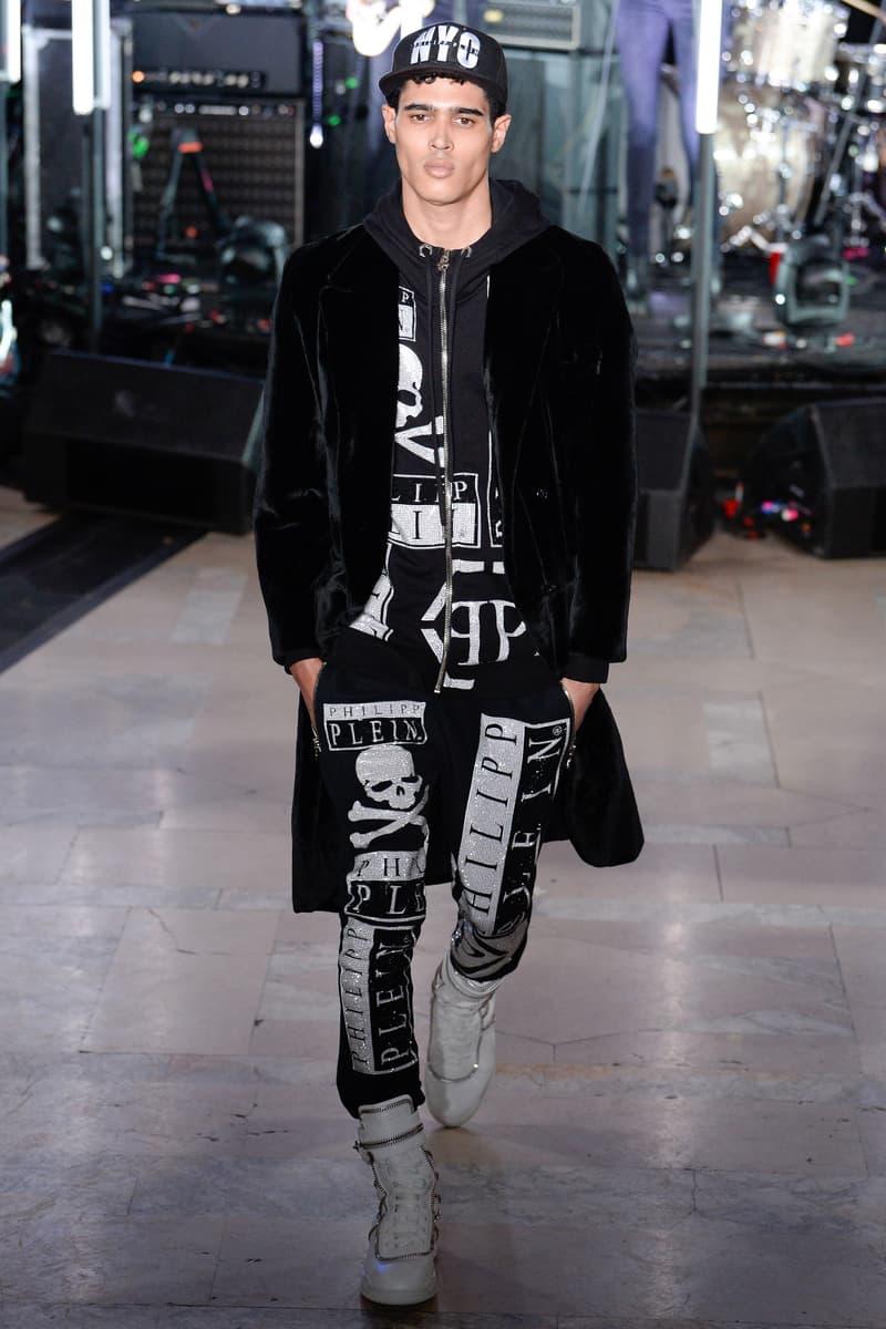 Philipp Plein 2017 Fall Winter NYFW Show New York Fashion Week Prison Bae Desiigner Young Thug Fetty Wap