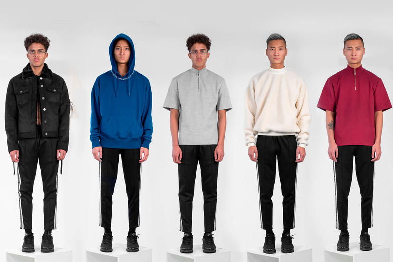 Pieces Uniques 2017 Fall/Winter Collection
