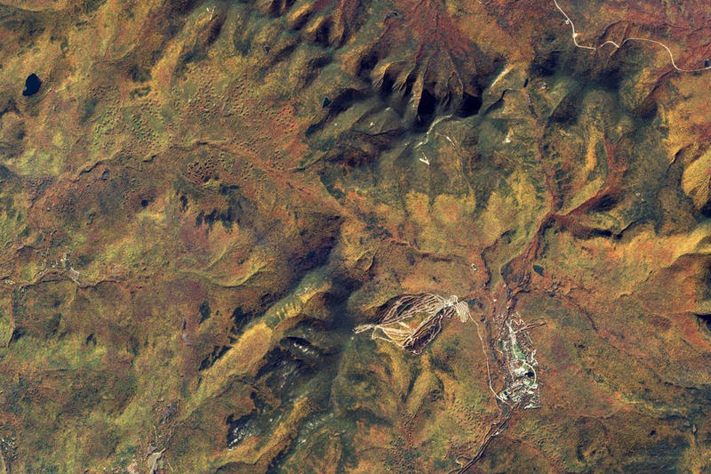 Planet Satellite Startup 50 Terapixel Images Earth