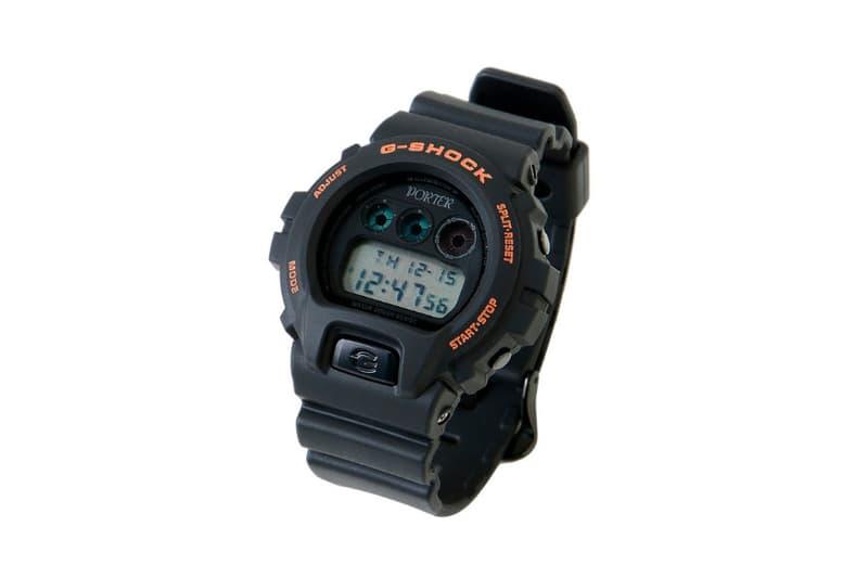 PORTER x G-SHOCK DW 6900 Watch