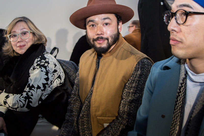 Raf Simons Runway Show New York Fashion Week Debut