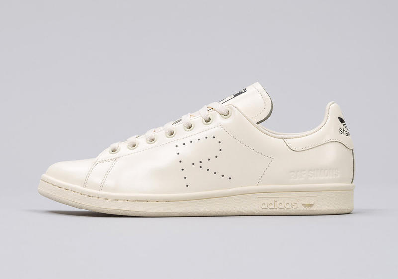 premium selection 9b8d5 3151c A Look at the Raf Simons x adidas Originals Stan Smith RS in Cream
