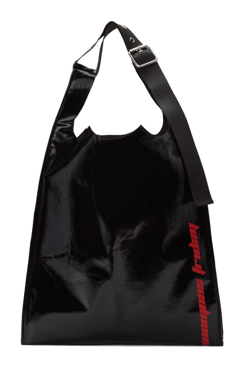 Raf Simons 'Venomous Friday' Tote Bag