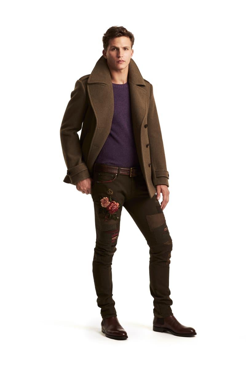 Ralph Lauren Purple Label Men 2017 Fall Collection Lookbooks Dapper Gentleman