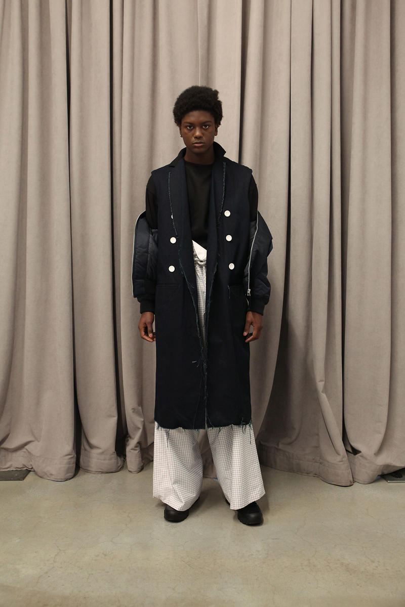 Raun LaRose 2017 Fall Winter Collection