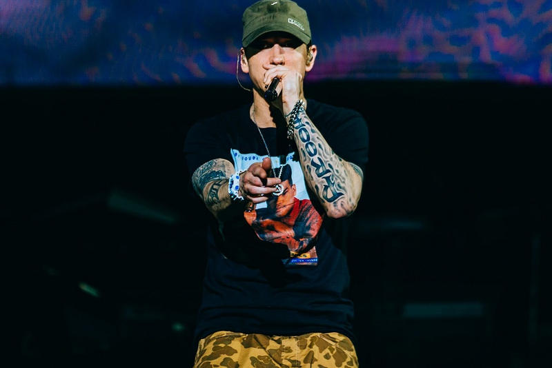 Eminem Reading Leeds 2017 Lineup Dates Tickers