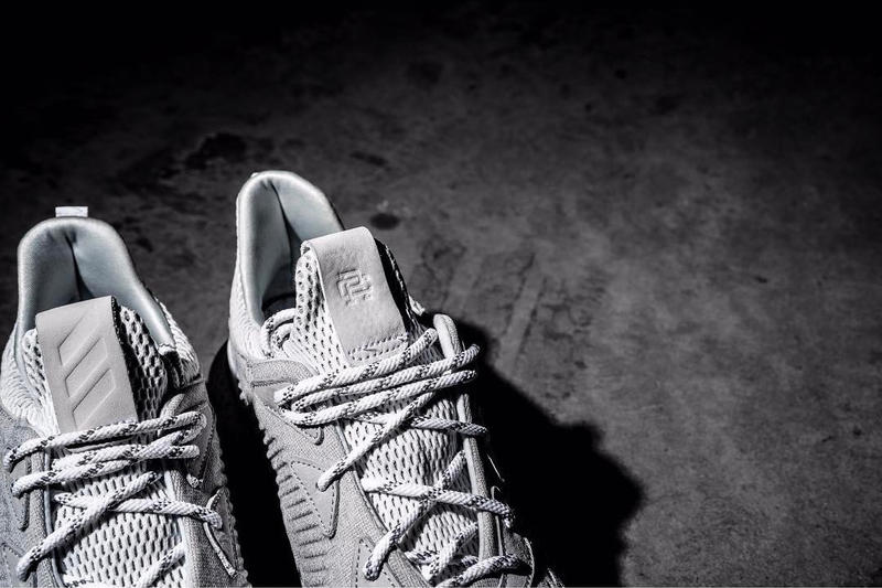 63f3c1032e4b9 Here Is Your First Look at the Reigning Champ x adidas AlphaBOUNCE ...